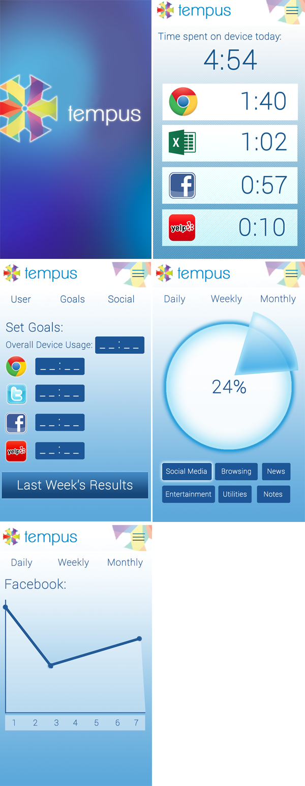 Tempus App For Android 2013 Jdesigns